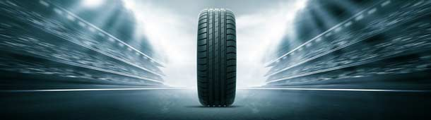 tyre size
